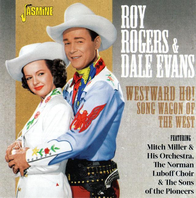 OJ-Roy & Dale Jasmine cover