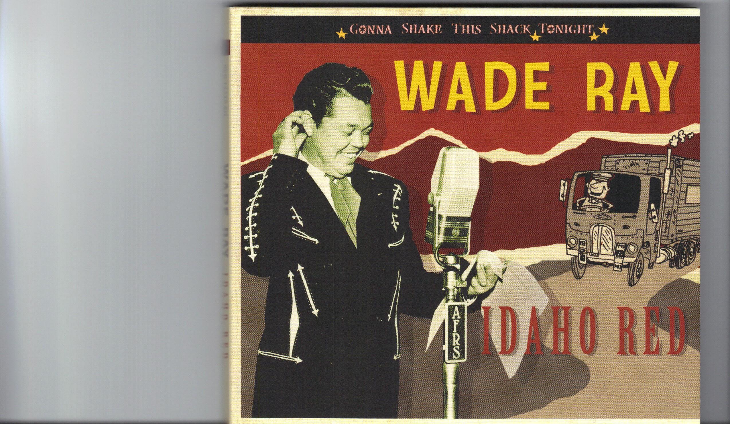 OJ Wade Ray CD cover 150x150 O J Sikes Reviews