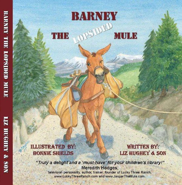 barney, mule