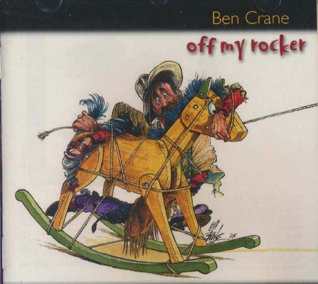 book-kisken-off my rocker-crane