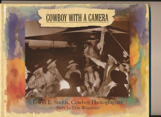 kisken-book-cowboy with camera cover