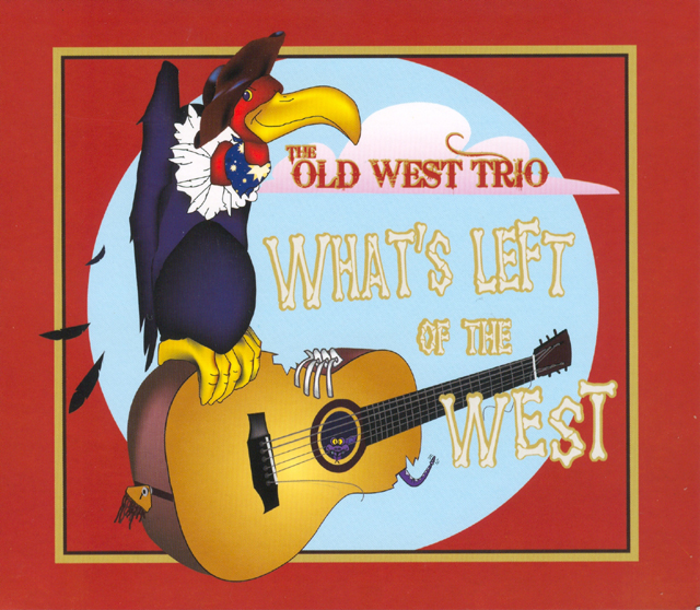 huff-old west trio