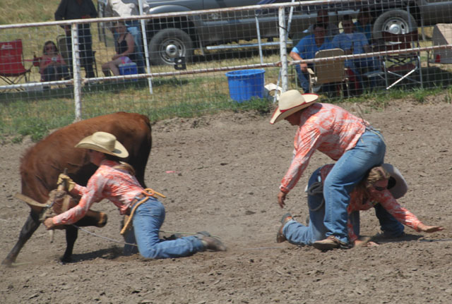 Nebraska Women S Ranch Rodeo By Bob Kisken Rope Burns