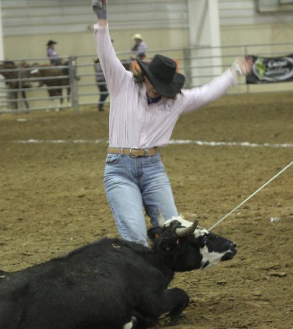 11th Annual Women S Ranch Rodeo By Bob Kisken Rope Burns