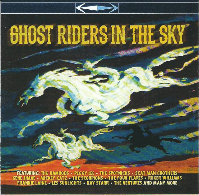 oj SIKES-ghost riders sky